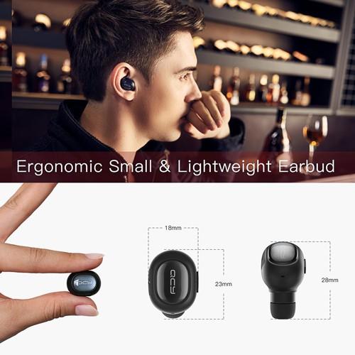 Tai nghe Bluetooth QCY phiên bản mới nhất Chuẩn kết nối bluetooth 4.1