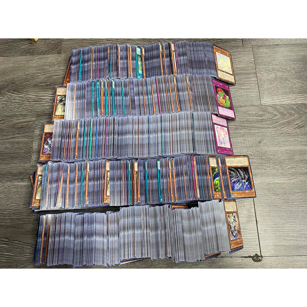 [HOT] 01 Thẻ Bài Yugioh Ngẫu Nhiên Đủ Độ Hiếm, Ngôn Ngữ Tự Chọn (Tặng kèm bọc bài) – Thẻ bài do Konami sản xuất