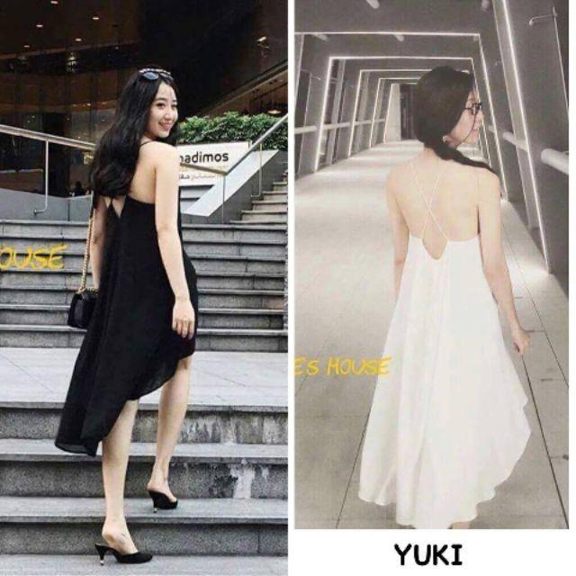 ẢNH THẬT - Đầm maxi đan dây lưng Yuki dress Hàng thiết kế - 3155006 , 296870678 , 322_296870678 , 250000 , ANH-THAT-Dam-maxi-dan-day-lung-Yuki-dress-Hang-thiet-ke-322_296870678 , shopee.vn , ẢNH THẬT - Đầm maxi đan dây lưng Yuki dress Hàng thiết kế