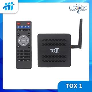 Android TV Box Ugoos TOX 1 – Amlogic S905X3, Ram 4GB, Bộ nhớ trong 32GB