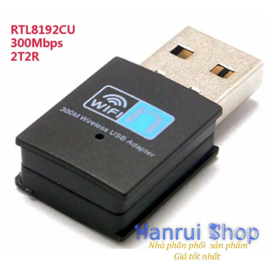 Bộ thu sóng wifi usb modem USB RTL8192 dễ dàng sử dụng
