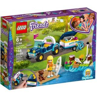 LEGO Friends 41364 – Xe Cắm Trại Của Stephanie