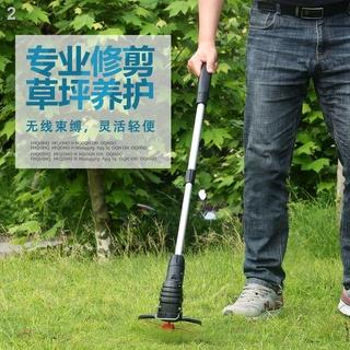 Máy cắt cỏ điện xuyên biên giới vườn nhà máy cắt cỏ di động có thể sạc lại máy cắt cỏ không dây máy cắt cỏ nhỏ thumbnail