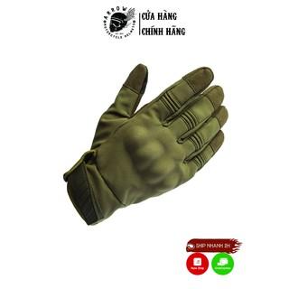 Găng tay dài ngón Mpact da cừu cao cấp, găng tay bảo hộ đi xe máy giá rẻ - Arrow thumbnail