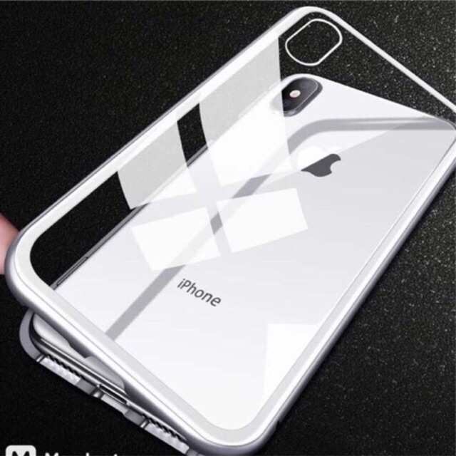 [KHÁCH SỈ] Ốp nam châm Lkgus Shengo iphone X 6 7 8plus