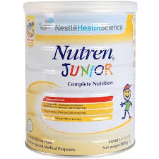 Sữa Bột Nutren Junior 800g