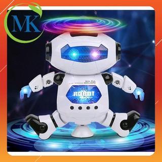 Robot Nhảy Disco Kiểu 3 Cho Bé – Hàng Tốt Nhất