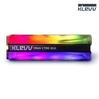 Ổ cứng SSD CRAS C700 RGB 240GB/480GB/960GB M2 NVME Gen3x4 chính hãng