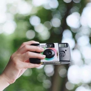 Disposable Camera ( Máy chụp film 1 lần )
