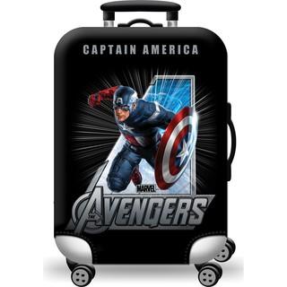 [Hàng Có Sẵn]Túi bọc vali co giãn Captain America mẫu mới thumbnail