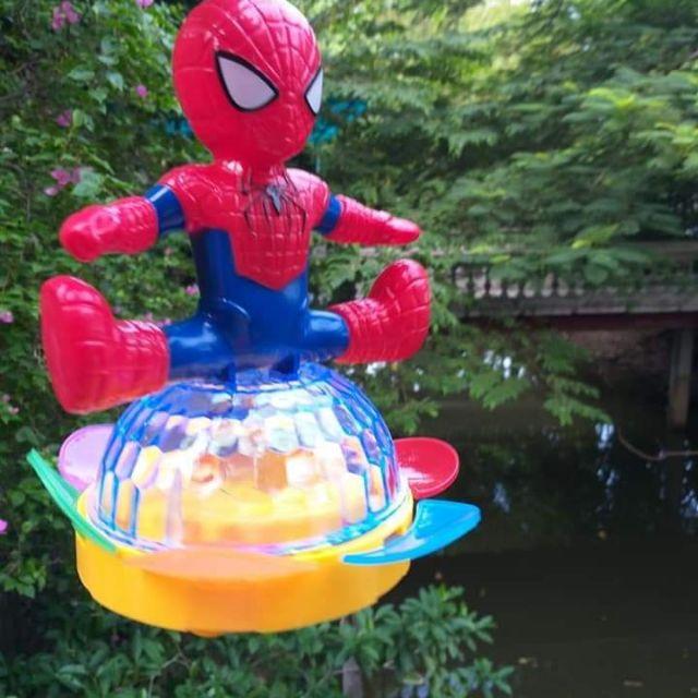 Đèn lồng siêu nhân nhện