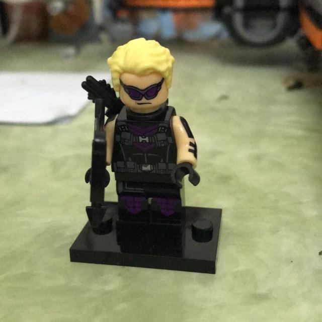 Minifigure nhân vật Hawkeye