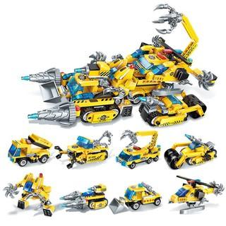 [LEGO] Bộ LEGO chiến xa biến hình 8 trong 1