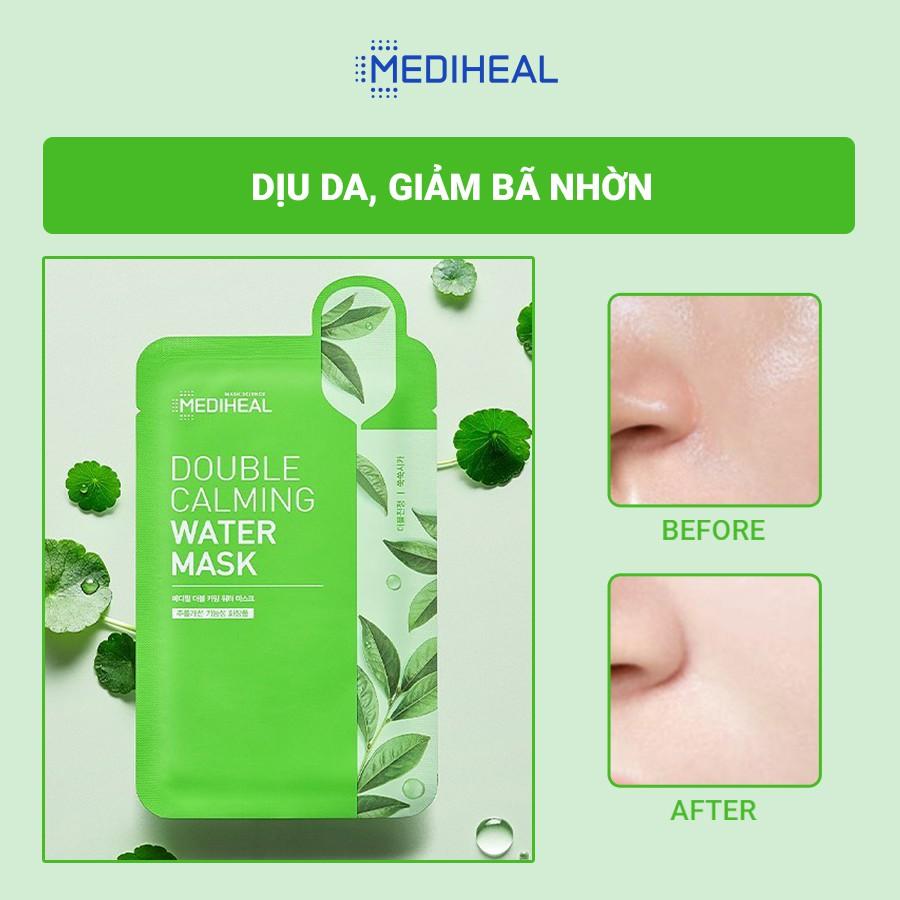 Mediheal Double Calming Water Mask