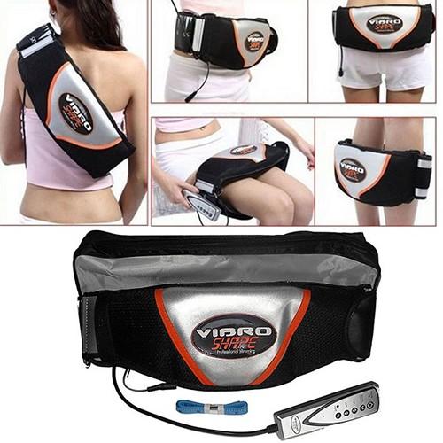 Đai Massage rung và nóng giảm mỡ Vibro Shape