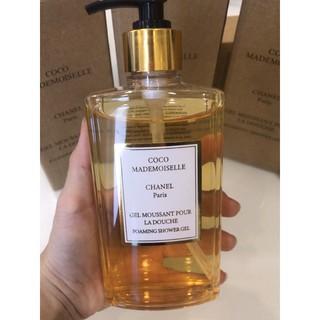 Sữa Tắm Nước Hoa Chanel Coco Shower Gel✨Dạng vòi 400ml✨