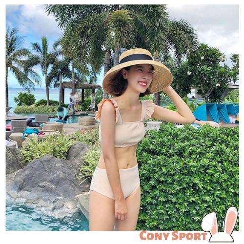 Bộ Đồ Bơi Đi Tắm Biển Nữ Bikini 2 Mảnh (Set Áo Bra Và Quần Lót) 1 9815 - NAM CONY SPORT
