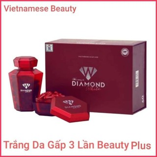 Viên Uống Trắng Da Diamond White - Trắng Da gấp 3 lần Beauty Plus Chính Hãng thumbnail