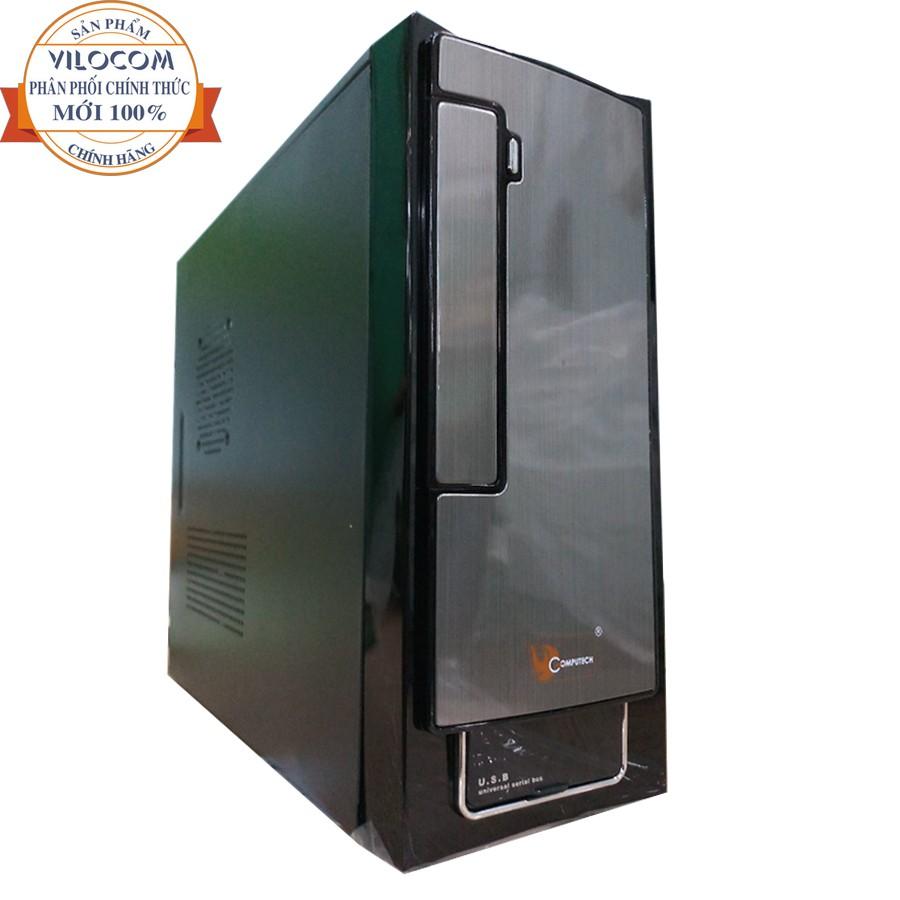 Thùng case máy tính Case 9809S – Mới 100% Giá chỉ 199.000₫