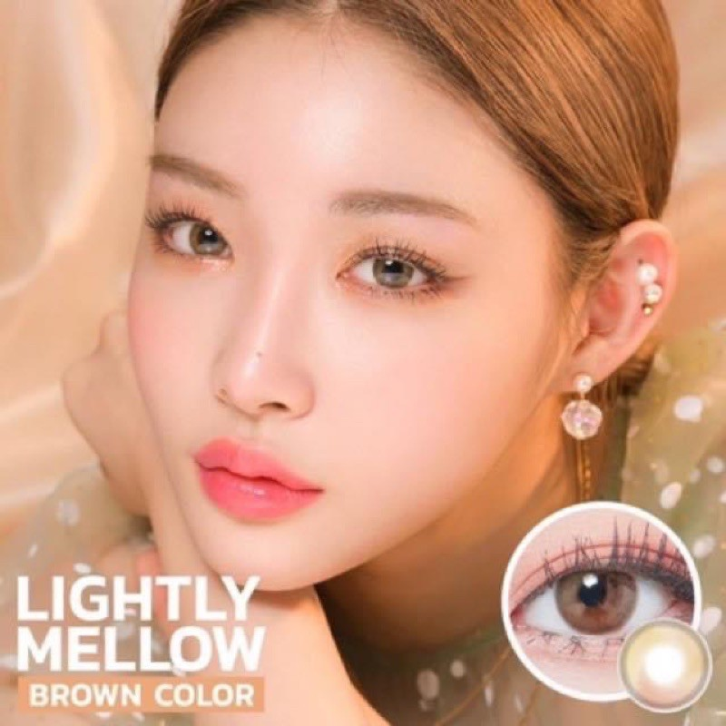 Lens Lightly Mellow Brown (LUXURY)
