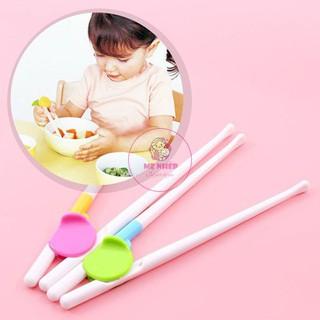 [Mã FMCG8 giảm 8% đơn 500K] Đũa tập ăn dặm cho bé, hàng xuất Nhật 6
