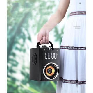 Sale Sale loa bluetooth T3,Loa bluetoooth,thiết bị âm thanh hiện đại,BASS,Siêu trầm,màn hình Led hiển thị, Sản Phẩm Mới