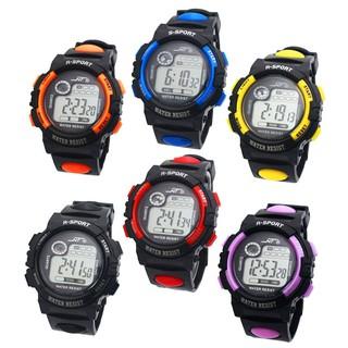 [Mã FASHIONRNK giảm 10K đơn 50K] Đồng hồ điện tử trẻ em và nam giới đeo tay phong cách sport NT882 BBShine DH019 thumbnail