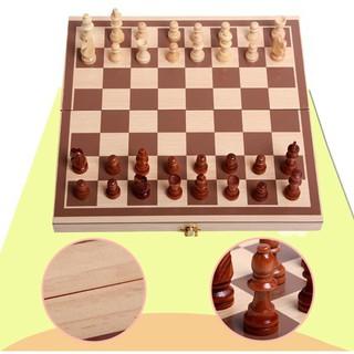 Bộ cờ vua bằng gỗ cao cấp