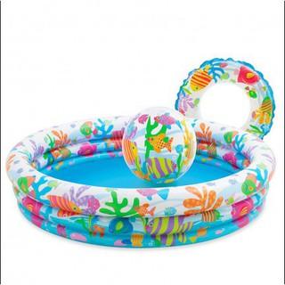 bể bơi intex 3 chi tiết 59469Np