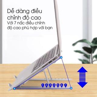 TT GD372 Đế laptop hợp kim nhôm cao cấp