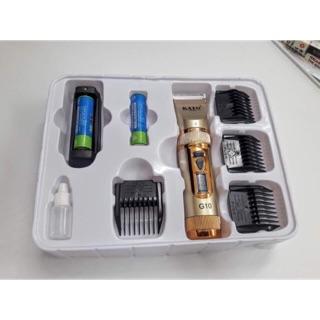 tông đơ căt tóc chuyên nghiệp : KATO -G 10 hiển thị pin bền đẹp