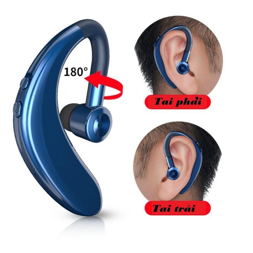 Tai Nghe Bluetooth S109 Chống nước Chống ồn - Tai Nghe Không Dây Pin Trâu Sóng Khỏe