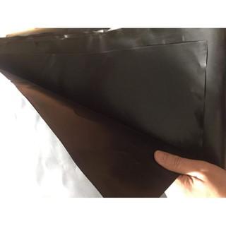 Bạt chống thấm HDPE kt 2.5×5m dày 0.3mm