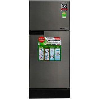 Tủ lạnh Sharp Inverter 165 lít SJ-X176E-SL/DSS