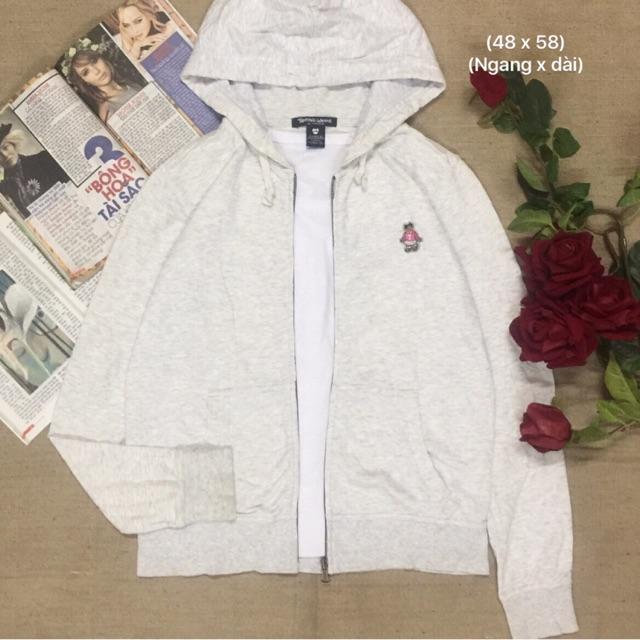 Áo hoodie zipper usa