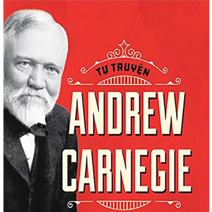 Sách - Tự truyện Andrew Carnegie