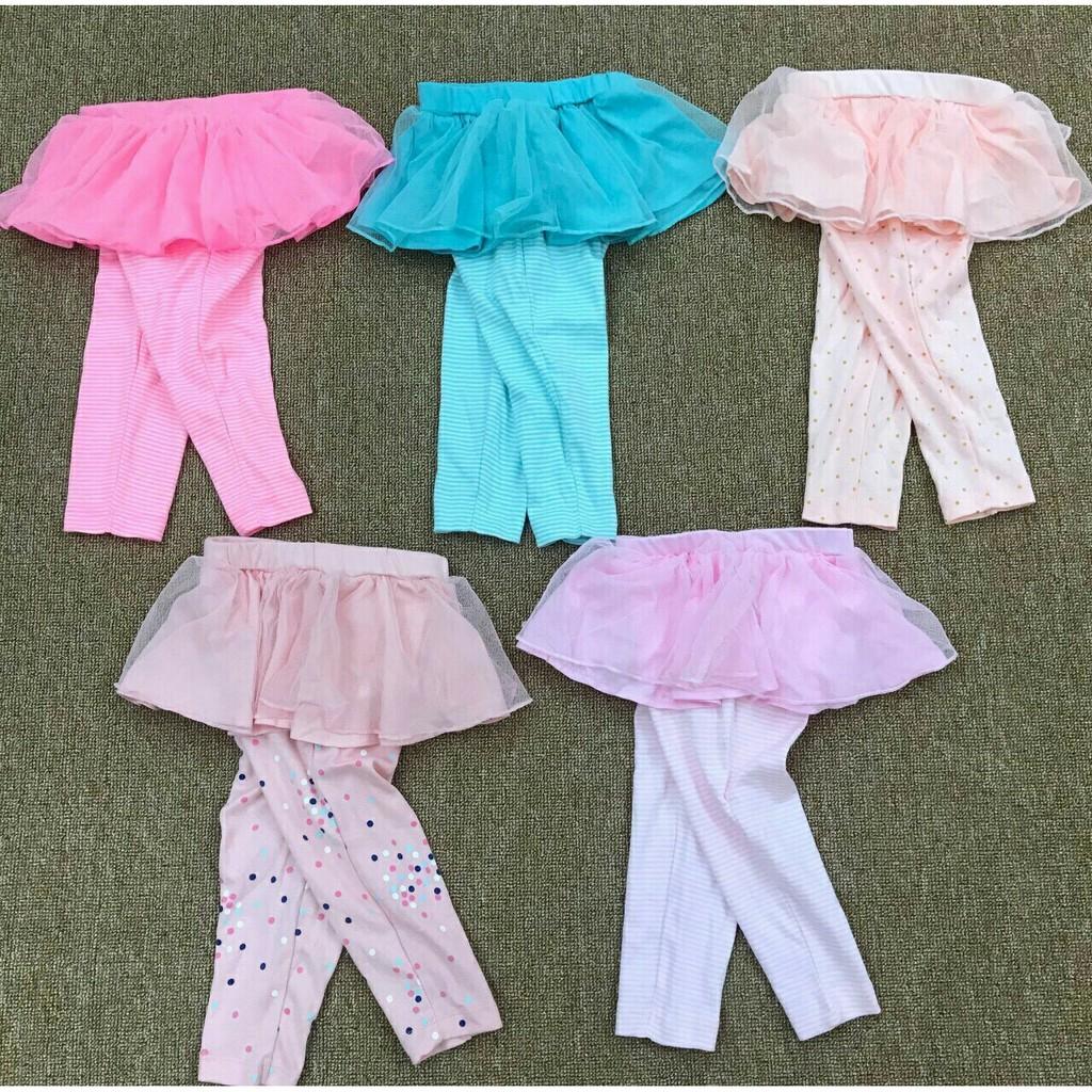 Legging Váy Cho Bé