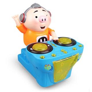 Chú Heo Phát Nhạc Sôi Động DJ Rythm of Music – Harushop168
