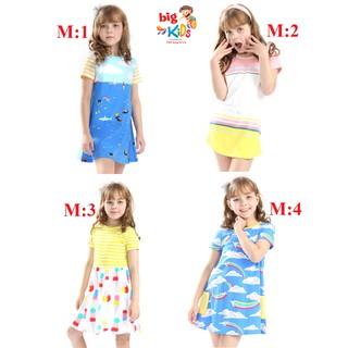 CHÍNH HÃNG - Váy Bé Gái Size Đại - Hãng 27kids