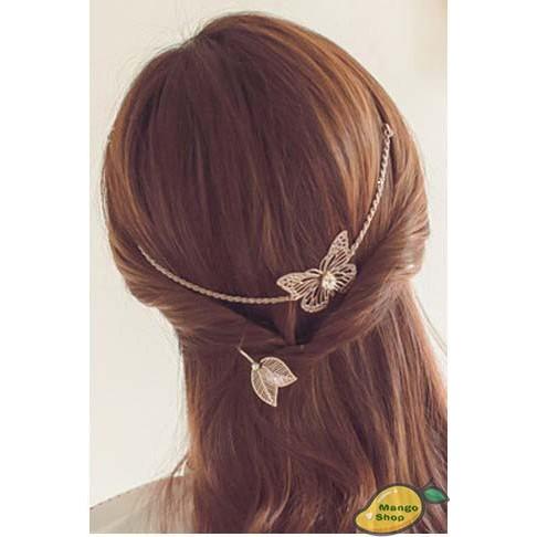 Băng đô kẹp tóc dải Hàn Quốc ( 2 kiểu kẹp hình bướm và kẹp lúa mỳ ) video tự quay - 2561080 , 140955120 , 322_140955120 , 39000 , Bang-do-kep-toc-dai-Han-Quoc-2-kieu-kep-hinh-buom-va-kep-lua-my-video-tu-quay-322_140955120 , shopee.vn , Băng đô kẹp tóc dải Hàn Quốc ( 2 kiểu kẹp hình bướm và kẹp lúa mỳ ) video tự quay