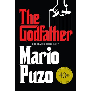Sách Ngoại văn: The Godfather - Bố Già (Phiên bản Tiếng Anh)