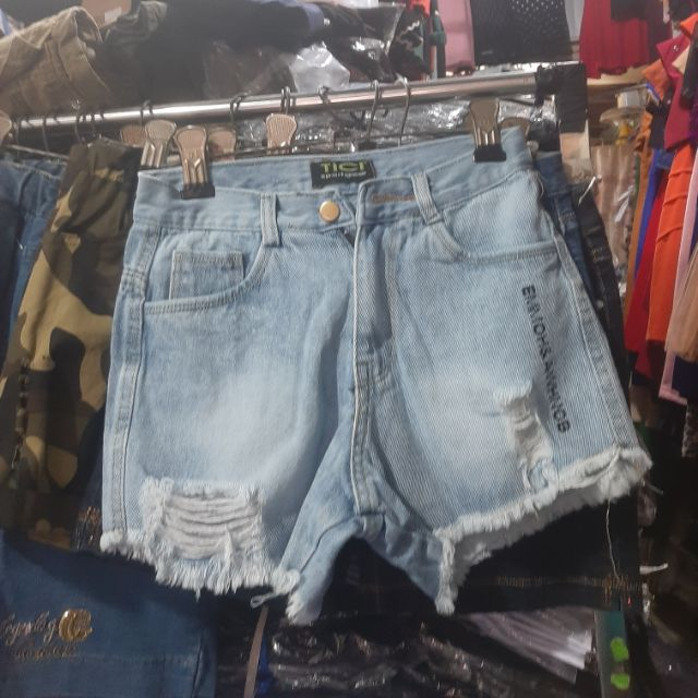 Quần jeans sọt