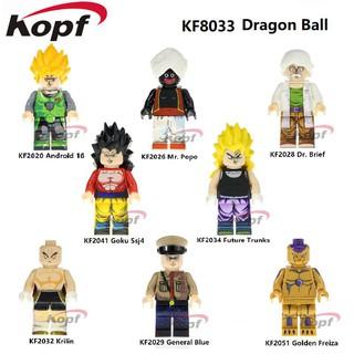 KOPF 8033 – Nhân vật phụ trong Bảy viên ngọc rồng