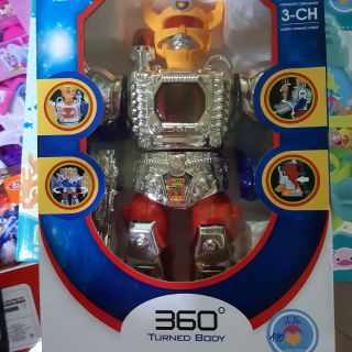 Robot 360°