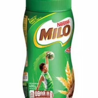 Hộp Milo nguyên chất Nestle 400g