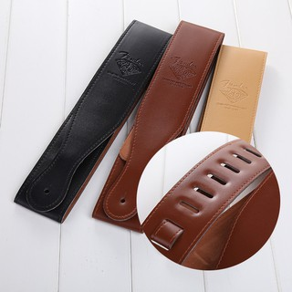 Guitar Strap Braces Durable Leather