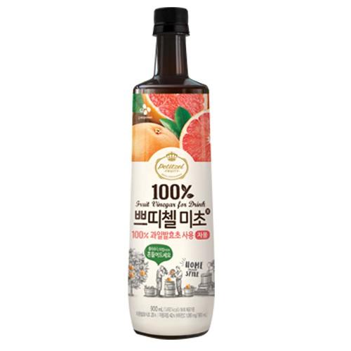Giấm Uống Bưởi Petitzel CJ Hàn Quốc 900 ml - 2879127 , 1320848815 , 322_1320848815 , 160000 , Giam-Uong-Buoi-Petitzel-CJ-Han-Quoc-900-ml-322_1320848815 , shopee.vn , Giấm Uống Bưởi Petitzel CJ Hàn Quốc 900 ml