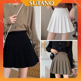 Chân váy tennis ngắn xếp ly thời trang nữ hàng Quảng Châu cao cấp