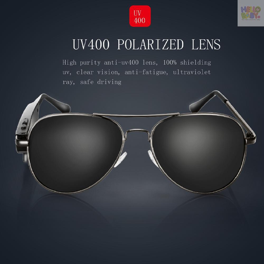 🎶MusicStar🎶A8 Smart Bluetooth Headset Sunglasses Men Women Polarized Sun Glasses Driving Sports Glasses Music Calling Glasses