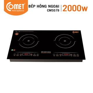 Bếp hồng ngoại đôi COMET - CM5579 thumbnail